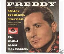 FREDDY (QUINN) - Unter fremden Sternen
