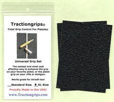 Tractiongrips brand XL Universal Grips / Large grip set for pistol, gun, & more