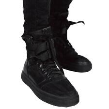 Killstar Gothic Goth Punk High Top Sneakers Schuhe  - Wicked Schnallen