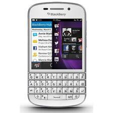 BlackBerry  Q10 - 16GB - Weiß (Ohne Simlock) Smartphone