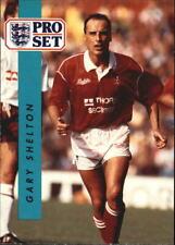 1990-91 Pro Set England Soccer Base Singles #256-328 (Pick Your Cards)