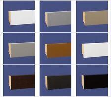 Bauhaus Sockelleisten, verschiedene Dekore zur Auswahl