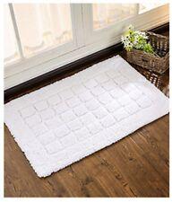 Bath Mat Bath Design Washable 100% Cotton 5 Star Bathroom Decor  NON SLIP SOFT