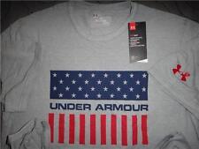 UNDER ARMOUR USA BIG LOGO FLAG SHIRT SIZE XL MEN NWT $$$$