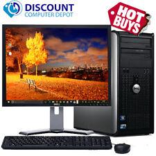Dell Optiplex Desktop Computer Pc Core 2 Duo 4Gb / 8Gb Windows 10 Home / Pro