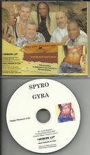 SPYRO GYRA Simple Pleasures TST PRESS PROMO CD Single