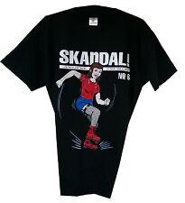 Ska Skandal No. 6 T-Shirt schwarz Gr. S-XXL, Pork Pie