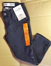 New Denim & co Filles Noir Skinny Jeans Avec Réglable à la taille