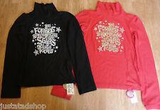 NOLITA POCKET BAMBINA MANICHE LUNGHE T-shirt Top 3-4, 5-6, 9-10 Y Kira NUOVO con etichetta di marca
