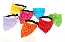 verano PAÑUELO/Collar Para Perro Tamaño 1 Little Dots - Colores Elección
