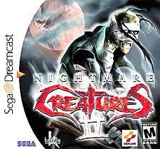 Nightmare Creatures II (Sega Dreamcast, 2000) -Complete
