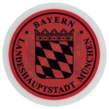 German License Plate Export Seal