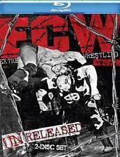 WWE: ECW Unreleased, Vol. 1 (Blu-ray Disc, 2012, 2-Disc Set)