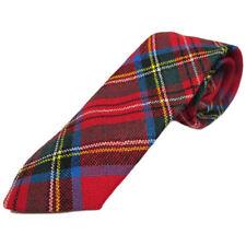 Cravate pour garçon - 100 % laine - produit écossais