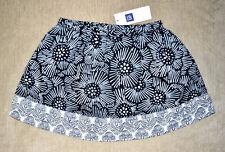 New $27 Authentic Baby GAP Girl Black White Skirt (12-18M, 18-24M, 2T, 3T, 4T)