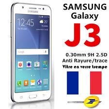 Vitre film protection VERRE Trempé protecteur écran Samsung Galaxy J3 /2016 2017