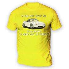 Bad Day con il mio lavoro battiti mx5 T-shirt da uomo-x13 Colori-Regalo GIAPPONE JDM