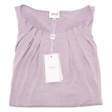 8123P maglia donna glicine ARMANI COLLEZIONI manica corta t-shirt women