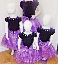 Jona Michelle Girls'party/Holiday Dress purple velvet  8 sizes fantastic BNWT