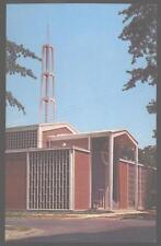 Postcard CORINTH Mississippi/MS  1st First Methodist Church