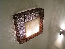 Applique murale rotin LAMPE ,applique murale,3 tailles,noix de coco et