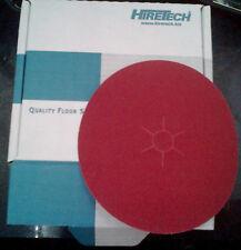 FAST POST Hiretech HT7 Floor Edger sandpaper discs sheets 24 40 80 120 Assorted