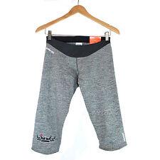 NWT Reebok Warrior Dash Women Activewear Sport Gym Active Workout Capri Pants