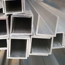 Aluminium u-Profil Schutzeiste geprest AUSWAHL Abdeckprofil U-Leiste Alu blank
