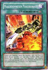 Yu-Gi-Oh 1x Maschinenwesen Panzereinheit - - - SDMM