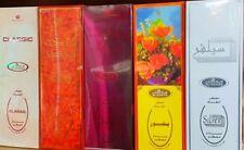 2 in1 Al Rehab Tela Y Habitación Ambientador & Olor Perfumado Spray, Attar 786 la eliminación