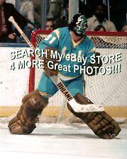 COBRA MASK! # 31 Gary SIMMONS California SEALS Action CUSTOM Lab 8X10 SUPERB !!!
