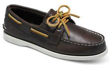 Sperry Top-Sider infantil Yb50671 Clásico Gore Barco Zapatos Sin Cordones Marrón