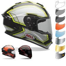Bell Star Pace Motorcycle Helmet & Visor Street Motorbike Touring Lid Panovision
