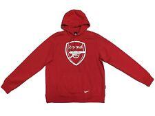 Nike ARSENAL Hoody Kapuzenpullover 546706 Rot 618 Sweatshirt