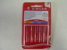 SINGER Sewing Machine Aghi PKT di 5 assortiti in tessuto