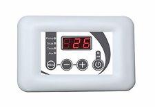 Digital Temperatur Regler für Mischventil Holzkessel u. wasserführende Kaminöfen