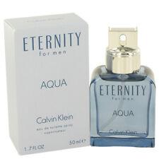 Eternity Aqua Cologne Calvin Klein CK Eau De Toilette EDT 1.7 3.4 6.7 oz Spray