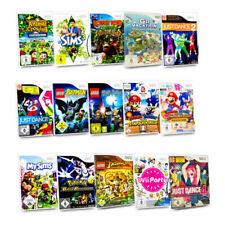 Wii Kinderspiel Animal Crossing Donkey Kong Lego Star Wars Mario & Sonic Pokemon