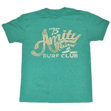 Jaws Movie Thriller Spielberg Amity Adult T-Shirt Tee