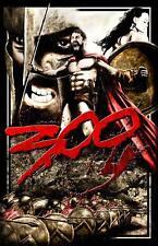 300 film poster toile wall art film imprimer film de 2006 gerard butler