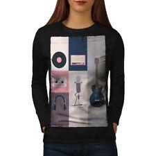 Vintage Instruments Women Long Sleeve T-shirt NEW | Wellcoda