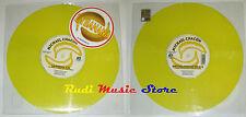 LP MICHAEL CHACON La banana 45 rpm 10'' italy YELLOW VINYL Volumex NO cd mc dvd