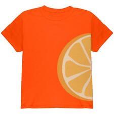 Orange Slice Costume Youth T Shirt
