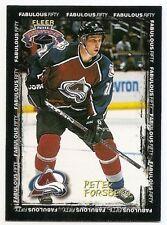 96/97 FLEER PICKS FABULOUS 50 Hockey (#1-50) U-Pick from List