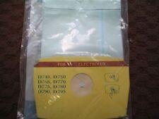 5 SACCHETTI PER D 780-775-768 DA ELECTROLUX FOLLETTO