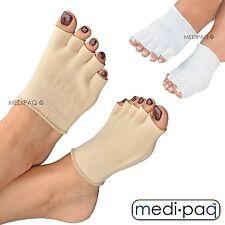 Medipaq ™ GEL cinque Toe IDRATANTE Calzini-dolente PIEDE PIEDI dolore bunion separato