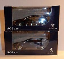 NOREV 3 INCHES 1/64 PEUGEOT 508 SW 2012 REF 314675 & 2 COULEURS au choix