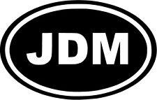 JDM Euro Vinyl Sticker Decal JDM Japan Drift Race - Choose Size And Color