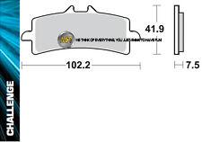 FOR MV AGUSTA F4 RR 1000 2010 10 FRONT SINTERED BRAKE PADS BRAKING METAL