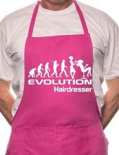 Evolución de un divertido novedad Delantal de Cocina Barbacoa de peluquería